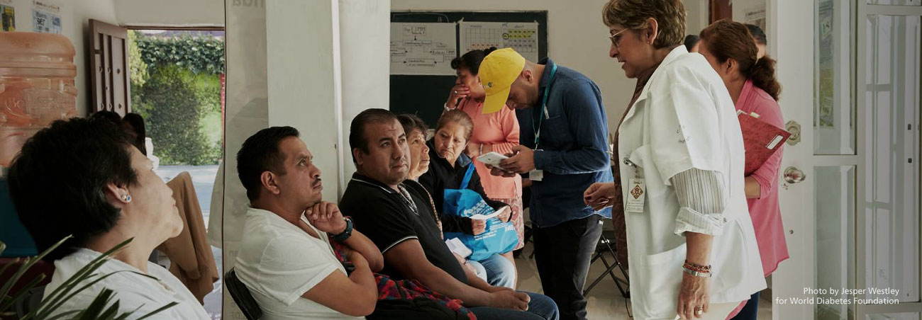 Mexico City: Bringing care to the community