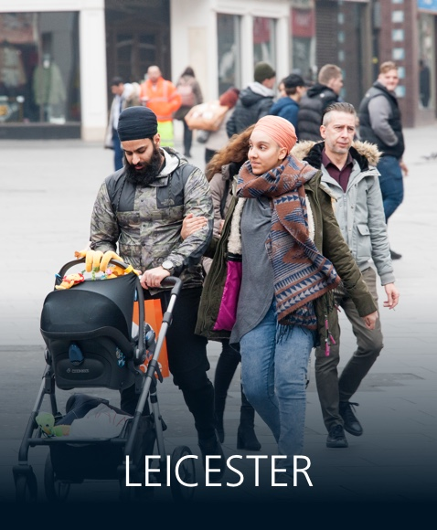 City of Leicester - image